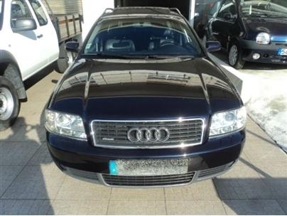Audi A6 2.5 TDi V6 24V Quattro (180cv) (5 lug) (4p)