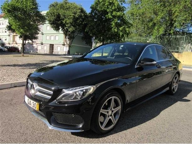 Mercedes-Benz Classe C 250 BlueTEC AMG 7G-TRONIC (204cv) (4p)