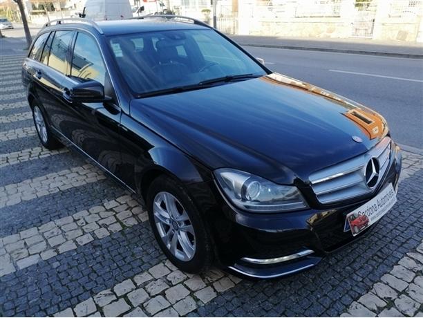 Mercedes-Benz Classe C 220 CDi Avantgarde BE (170cv) (5p)