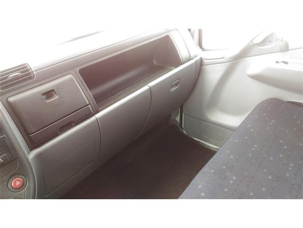 Mitsubishi Canter 3C13 FB83SE4SLEA1/4 Box Tail Lift (130cv) (2p)