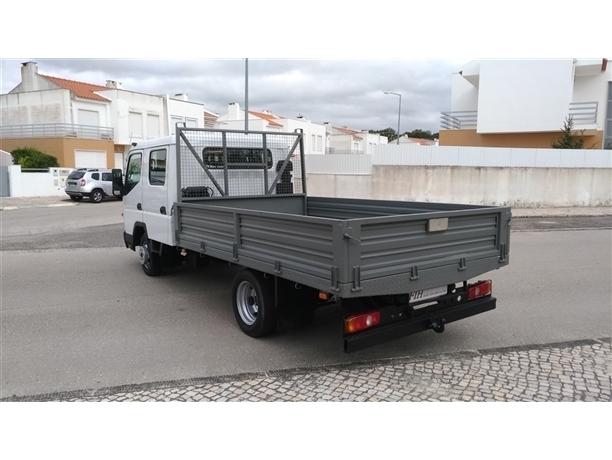 Mitsubishi Canter 3C13D FB83SE4WLEA1/4 (130cv) (4p)