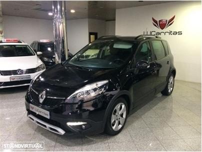 Renault Scénic XMOD 1.5 dCi Expression (110cv) (5p)