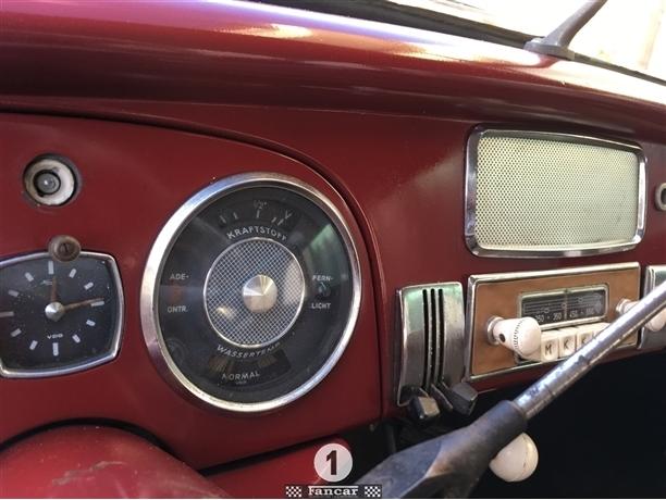 Audi DKW D.K.W. 3=6 Export Saloon 4 Vel.