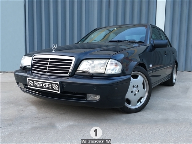 Mercedes-Benz Classe C 43 AMG (306cv) (4p)