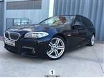 BMW Série 5 520 Da Pack M