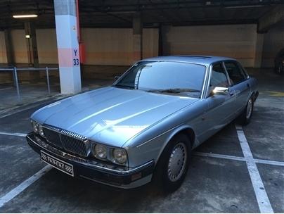 Jaguar Daimler 4.0 (228cv) (4p)