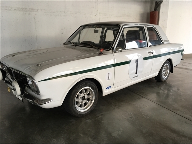 Ford Cortina MK II ''Réplica Lotus''