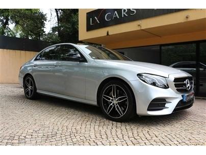 Mercedes-Benz Classe E 220d AMG, Nacional Pack Night, Só 30000 km. NOVO MODELO