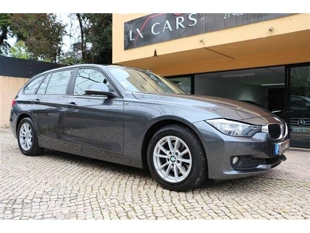 BMW Série 3 320d Touring Nacional