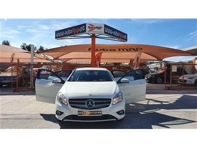 Mercedes-Benz Classe A 180 d Fleet Pack Urban Aut. (109cv) (5p)