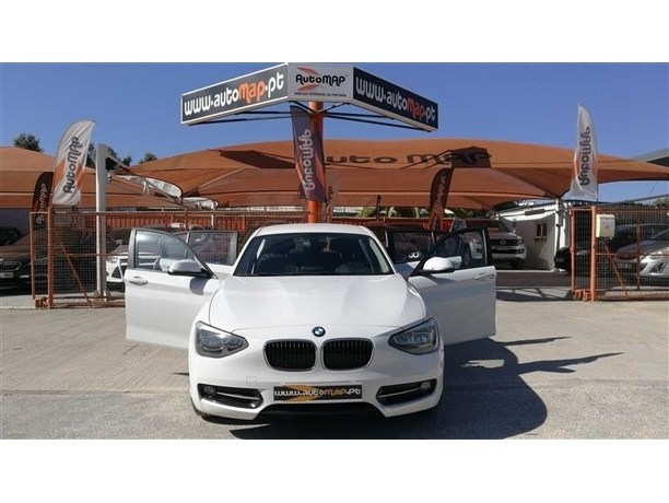 BMW Série 1 116 d EfficientDynamics Line Sport (116cv) (3p)