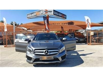 Mercedes-Benz Classe GLA 200 CDi AMG Line Auto (136cv) (5p)