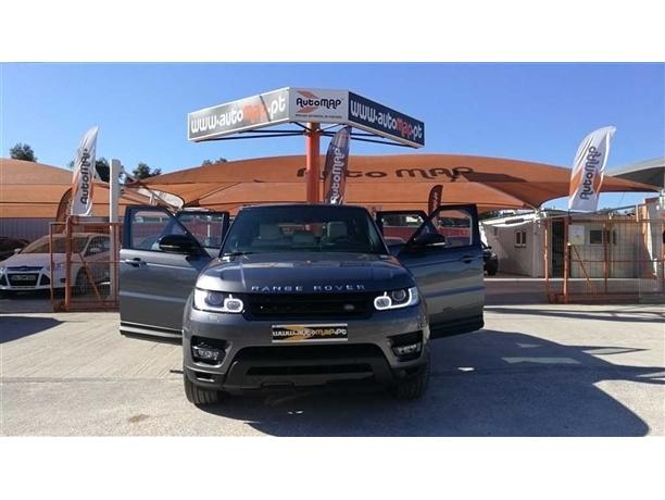 Land Rover Range Rover Sport 3.0 SDV6 HEV HSE Dynamic (340cv) (5p)
