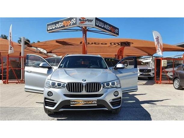 BMW X4 20 d xDrive Auto (190cv) (5p)