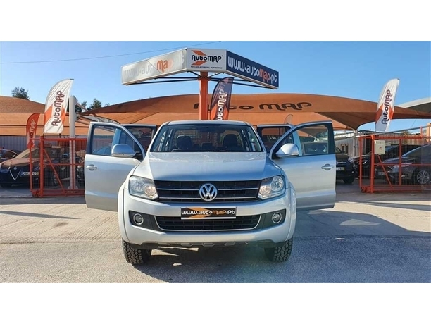 Volkswagen Amarok 2.0 TDi CD High.CM 4Motion (163cv) (4p)