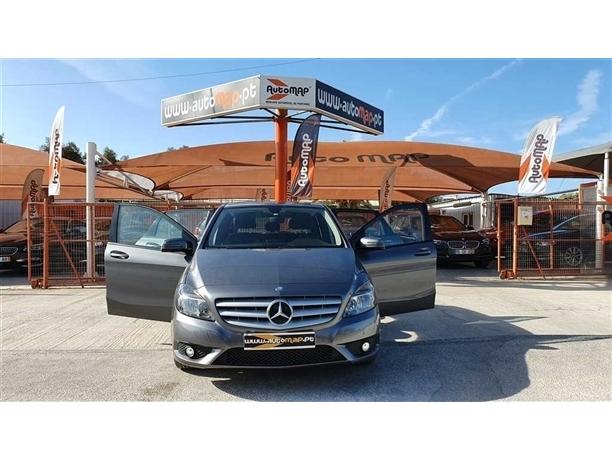 Mercedes-Benz Classe B 180 CDi BlueEfficiency (109cv) (5p)