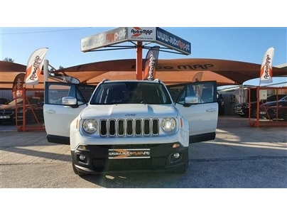 Jeep Renegade 1.6 MJD Limited DDCT (120cv) (5p)