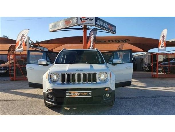 Jeep Renegade 1.6 MJD Limited DDCT (120cv) (5p)