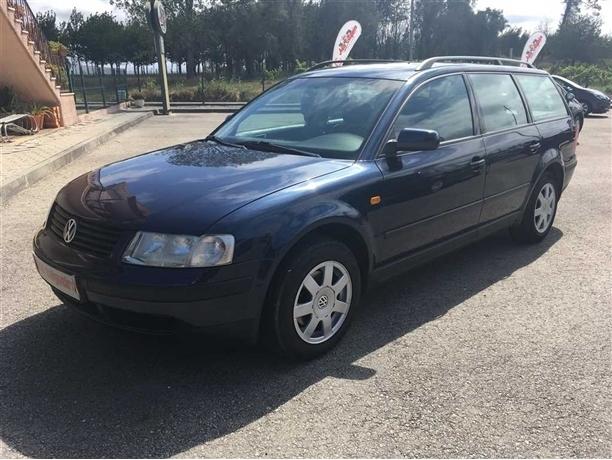 Volkswagen Passat Vendida!