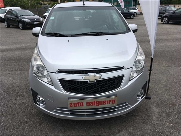 Chevrolet Spark Vendida!