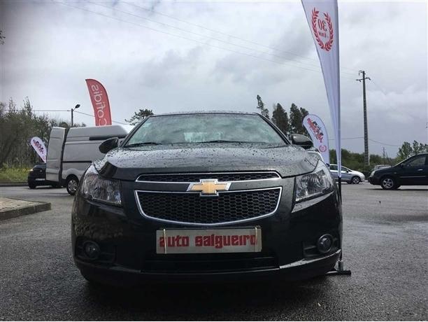 Chevrolet Cruze Vendida!
