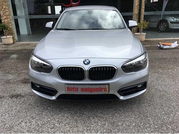 BMW Série 1 Vendida!