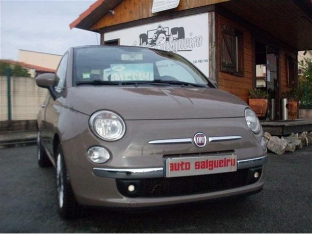Fiat 500 VENDIDA!