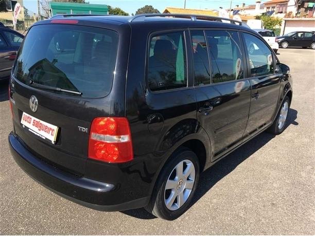 Volkswagen Touran 1.9 TDi Trendline 7L (105cv) (5p)