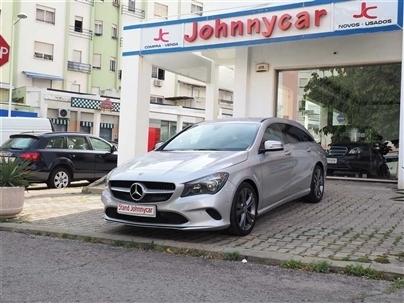Mercedes-Benz Classe CLA 180d Shooting Brake Urban (109cv) (5p)