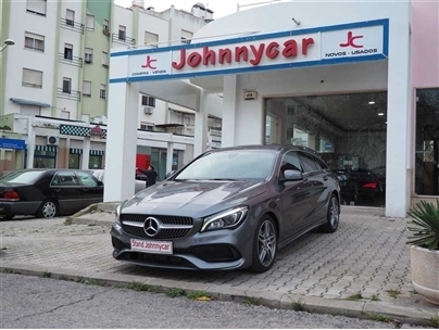 Mercedes-Benz Classe CLA 180 d Shooting Brake EDITION AMG