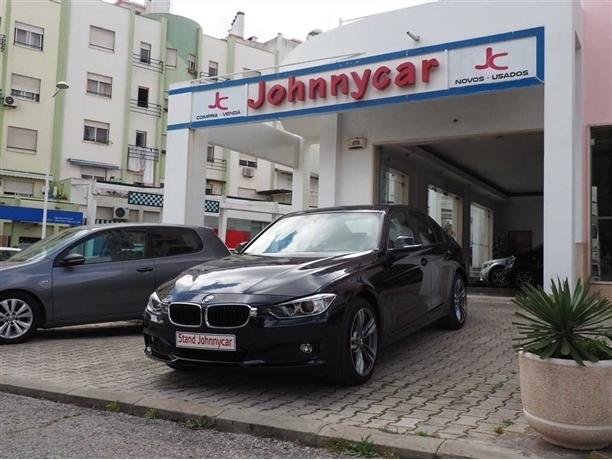 BMW Série 3 318 d Line Sport Auto (143cv) (4p)
