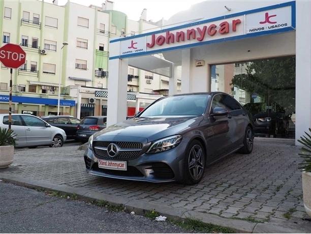 Mercedes-Benz Classe C 200 AMG Line Aut. (184cv) (4p)