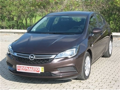 Opel Astra 1.6 CDTi Edition (5 Portas)