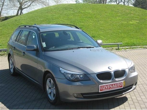 BMW Série 5 520 D Touring (AUTOMÁTICA)