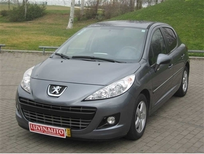 Peugeot 207 1.4 HDi Active (70cv) (5p)