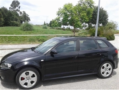 Audi A3 Sportback 2.0 TDi Ambiente (140cv) (5p)