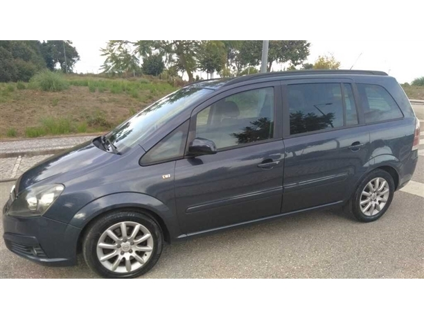 Opel Zafira 1.9 CDTi Enjoy (100cv) (5p)