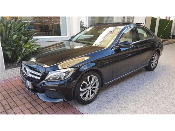 Mercedes-Benz Classe C 220 BlueTEC Avantgarde 7G-TRONIC (170cv) (4p)