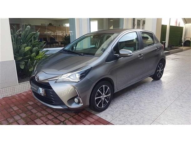 Toyota Yaris 1.0 VVT-i Comfort+P.Style (69cv) (5p)