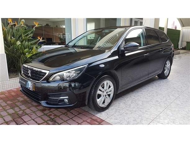 Peugeot 308 SW 1.6 BlueHDi Active (100cv) (5p)