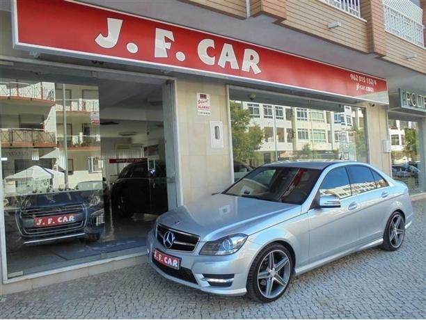 Mercedes-Benz Classe C 220 CDI AMG LINE 170 CV