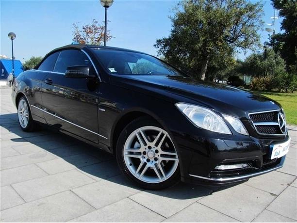 Mercedes-Benz Classe E 220 CDi Avantgarde BlueEf. Auto (170cv) (2p)