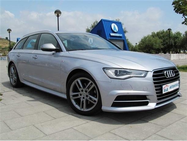 Audi A6 Avant 2.0 TDi S-line S-tronic (150cv) (5p)