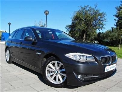 BMW Série 5 520 d (184cv) (5p)