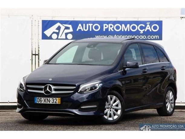 Mercedes-Benz Classe B 180 d Style (109cv) (5p)