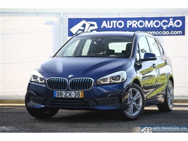 BMW Série 2 Active Tourer 225XE IPERFORMANCE ADVANTAGE (Gasolina/Hibrido plug-in) 225cv 5 p