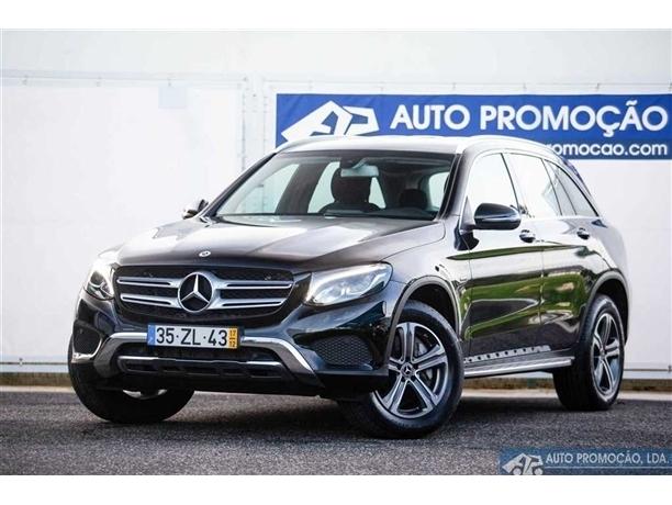 Mercedes-Benz Classe GLC 350 e Exclusive 4-Matic (211cv) (5p)