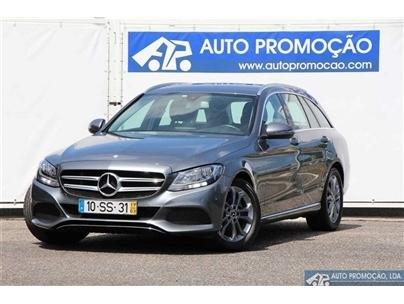 Mercedes-Benz Classe C 200 BlueTEC Avantgarde+ (136cv) (5p)