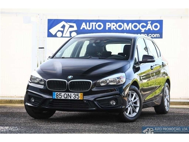 BMW Série 2 Active Tourer 214 d Advantage (96cv) (5p)
