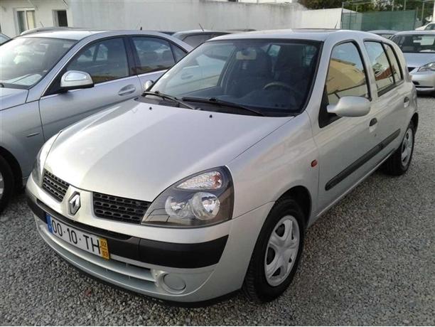 Renault Clio 1.2 16V Expression (75cv) (5p)